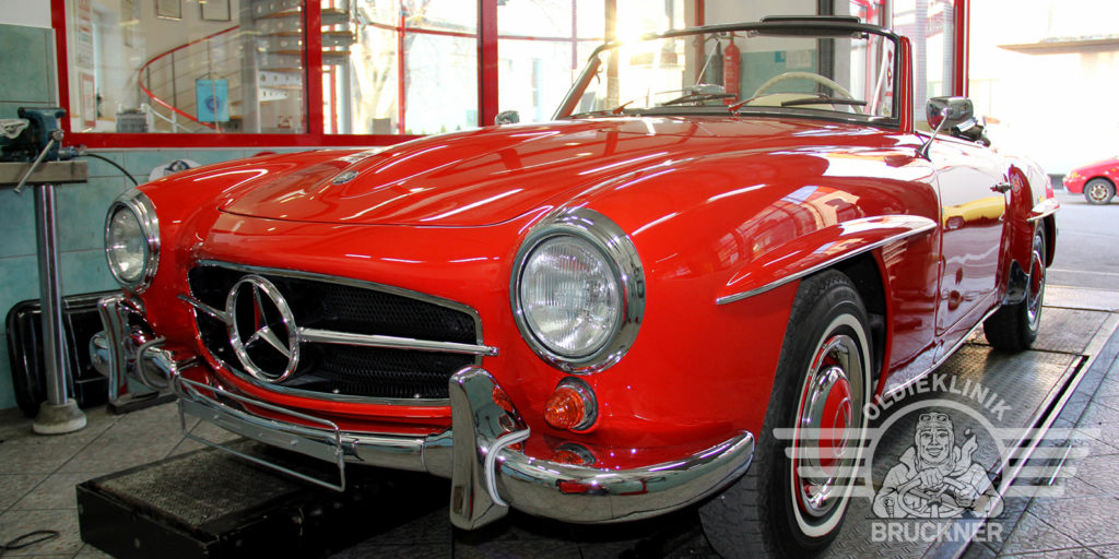 Mercedes 190 SL rot_FINAL