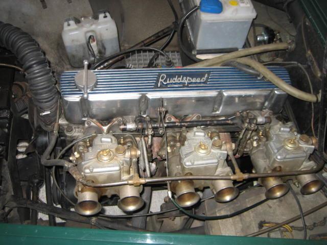 AC mit Bristol Motor
