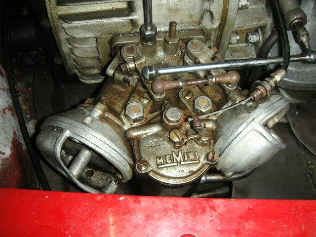 Alfa Romeo 1750 GTC Kompressor