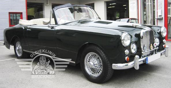 Alvis Cabriolet TD21