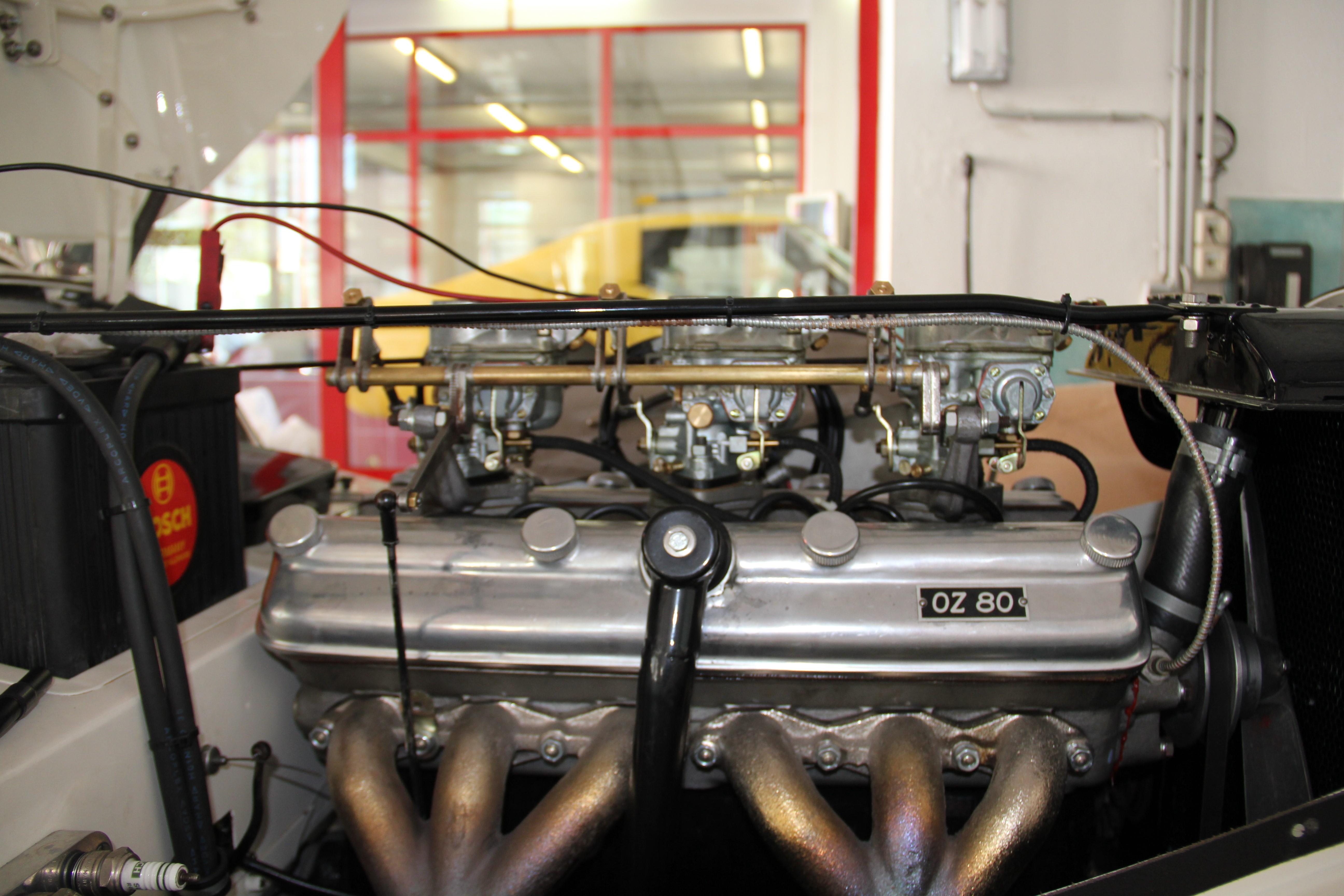 BMW 328 Sport Roadster (Eisenach)