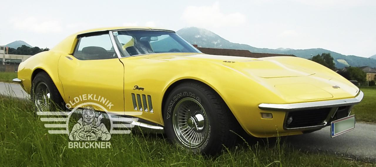 Corvette C3 Coupé