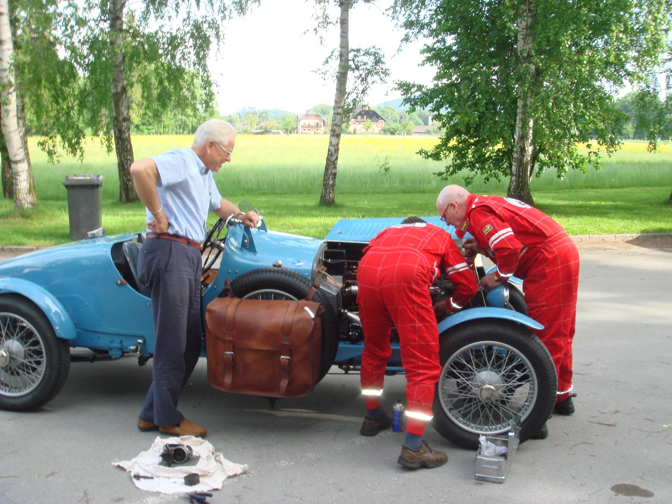Rallyebetreeung Bruckner Kfz