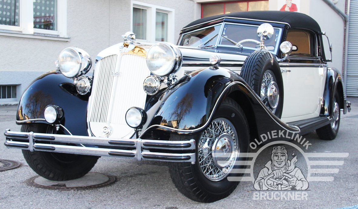Horch 853A 1938