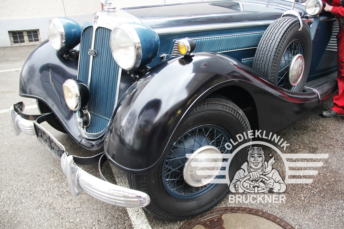 Horch 853A Bj. 1939