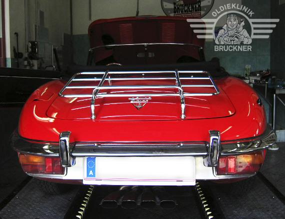 Jaguar E Type | Oldieklinik