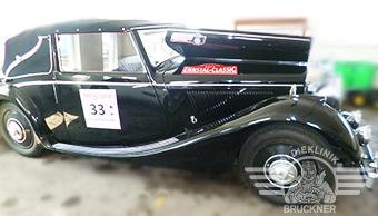 Jaguar MK IV Cabrio