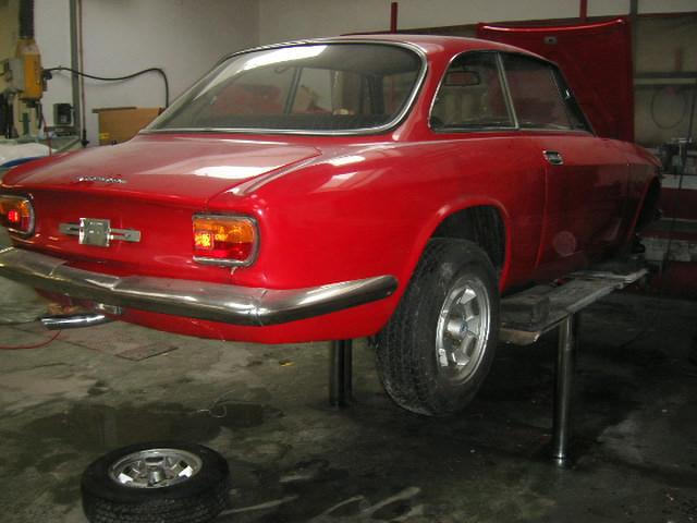 Alfa GT1300 Junior