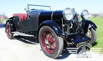 Lagonda 2 Liter Kompressor Bj. 1930
