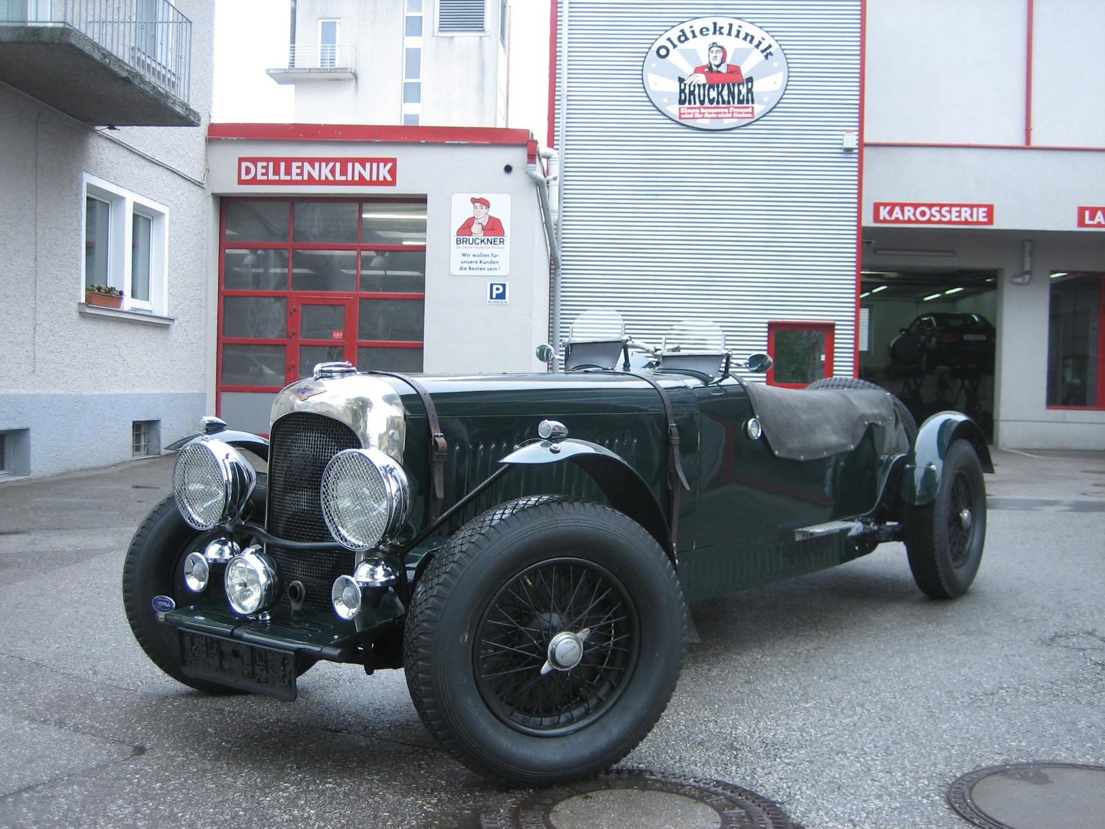 Lagonda LG 6 Bj. 1938