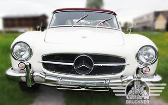Mercedes 190 SL