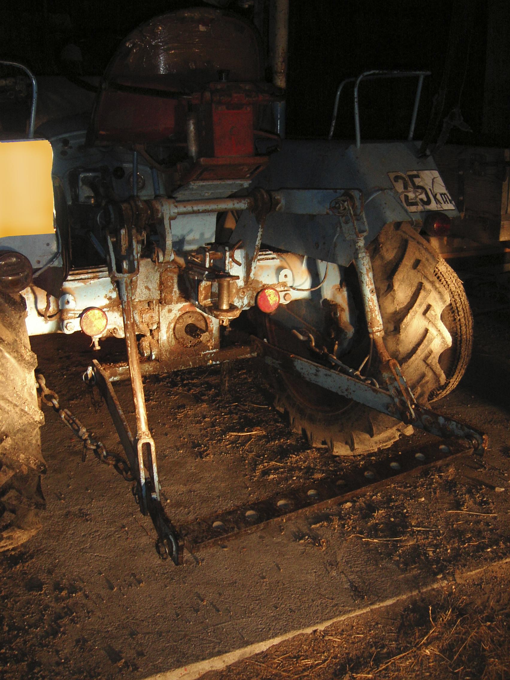 Warchalowski Traktor